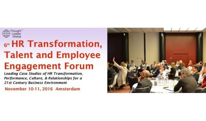HR Transformation, Talent and Employee Engagement Forum